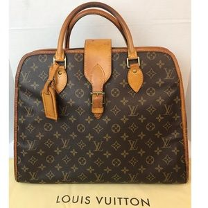 CERTIFIED AUTH. Louis Vuitton Monogram Rivoli Bag